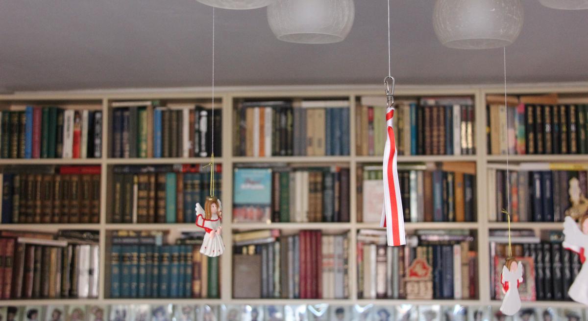 В доме семьи Гундарь. Фото: Никита ПЕТРОВСКИЙ