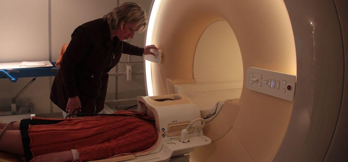 Как пройти обследование на МРТ или КТ в Барановичах. Когда это сделают платно, а когда нет