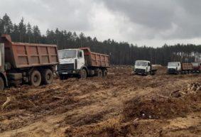 В ближайшее время жителей Барановичей начнут хоронить на новом кладбище
