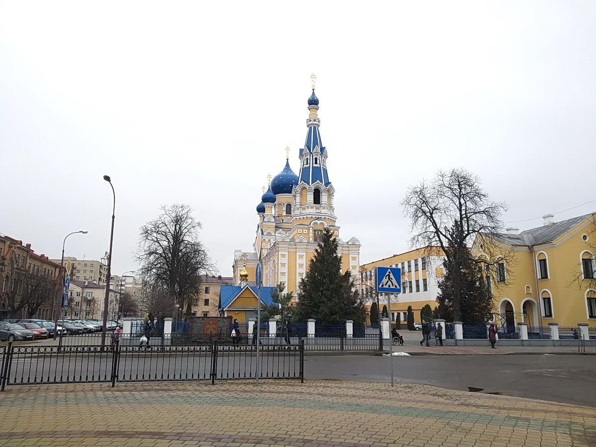 Свято-Николаевская братская церковь 1905–07 годов постройки. Фото: Никита ПАСТУХОВ