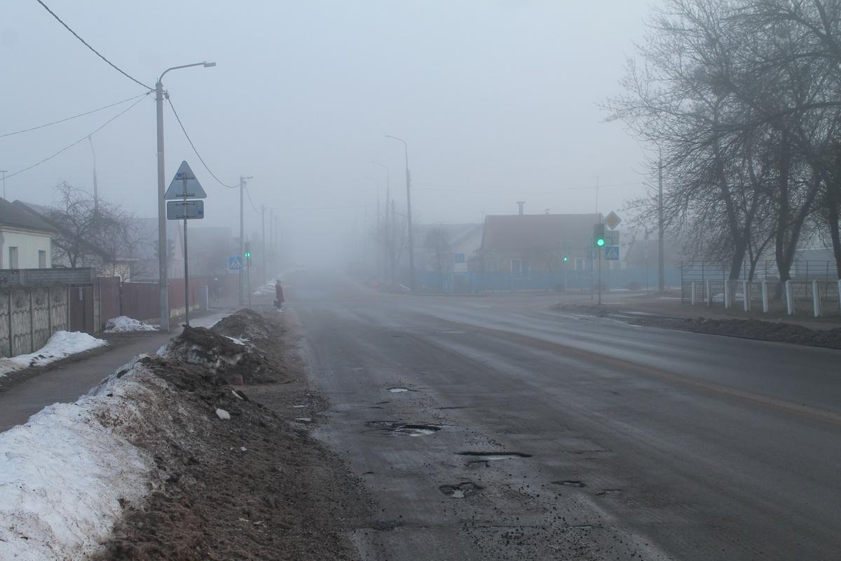 Улица Циолковского. Фото: Татьяна МАЛЕЖ
