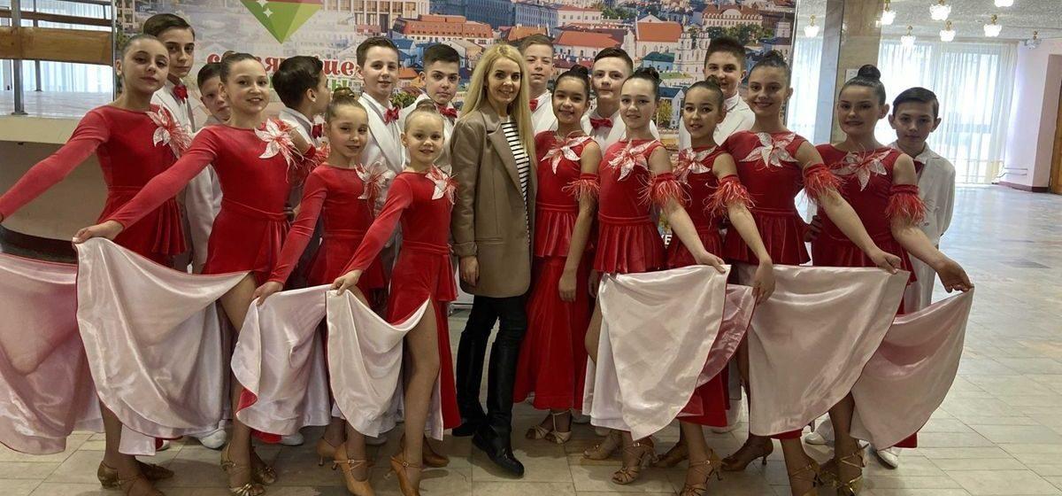 Барановичская «Фиеста» признана лучшим коллективом на международном конкурсе