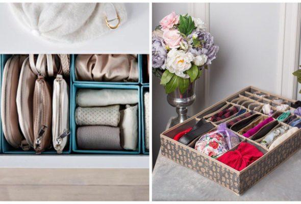 Готовимся к весне: как аккуратно убрать зимние вещи на хранение