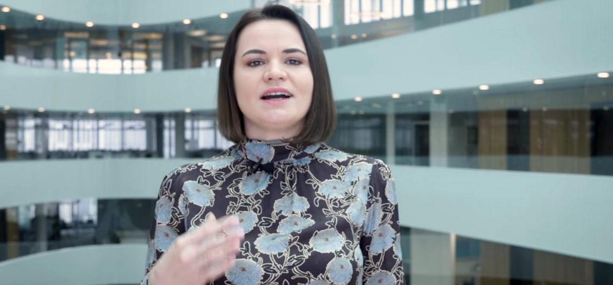 О чем заявила Тихановская в своем «главном обращении семи месяцев»
