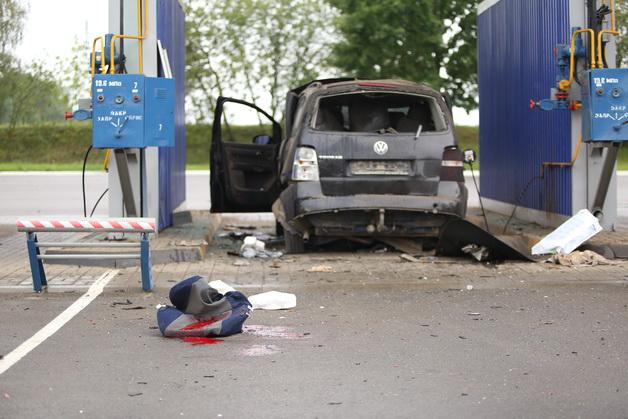 Пять лет спустя. Кто оказался «крайним» во взрыве метанового VW Touran в Барановичах
