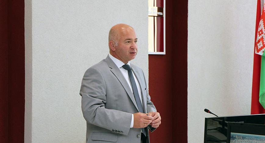 Дмитрий Гора. Фото: prokuratura.gov.by