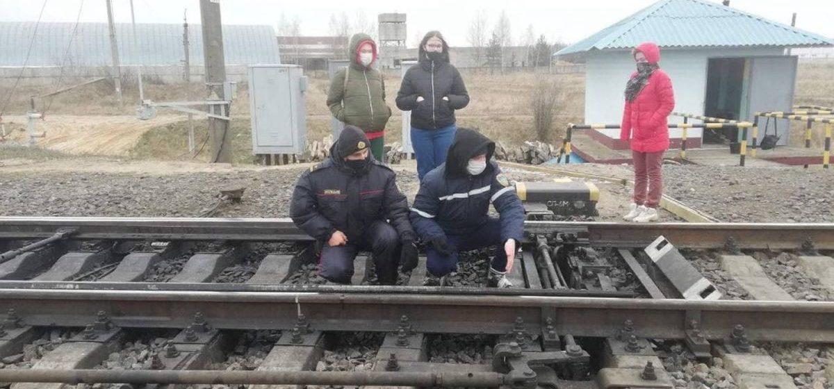 В блокировке движения поездов обвиняют трех жителей Барановичей. Им грозит до 15 лет лишения свободы
