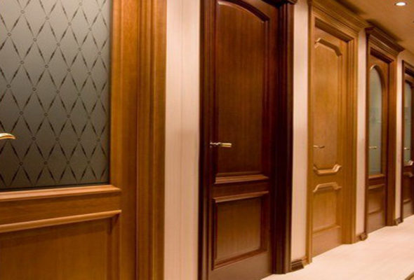 Межкомнатные двери надо выбирать правильно
