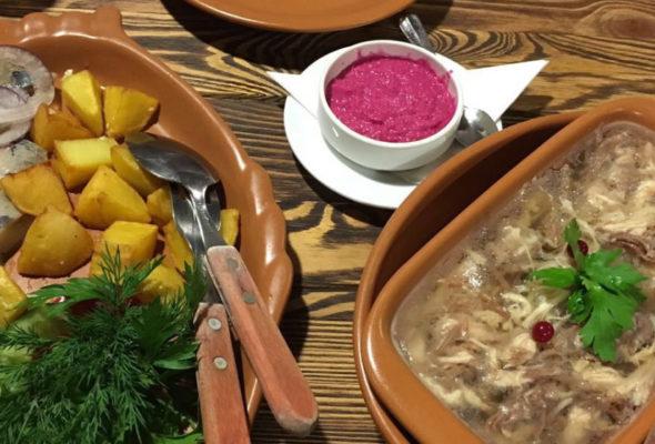 Военно-походная кухня поможет в вопросах организации питания