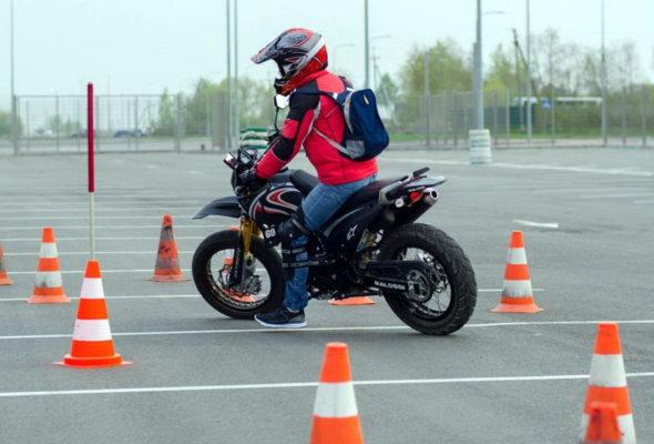 Каждый может научиться управлять мотоциклом