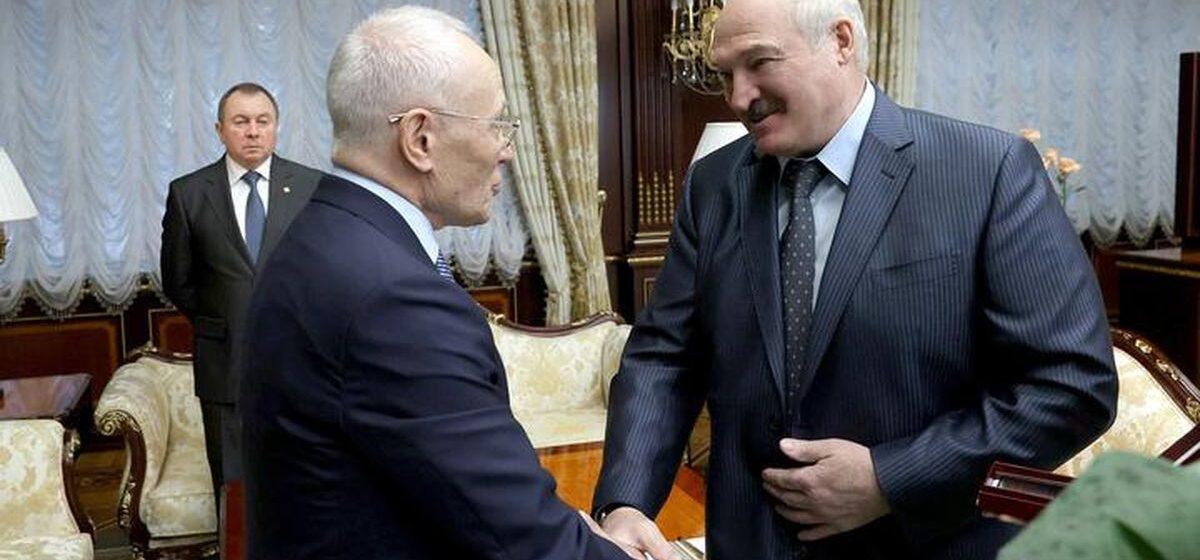 Лукашенко освободил Рапоту от должности госсекретаря Союзного государства