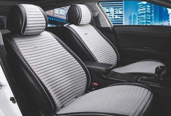 Накидки на автомобильные сидения обеспечат надежную защиту