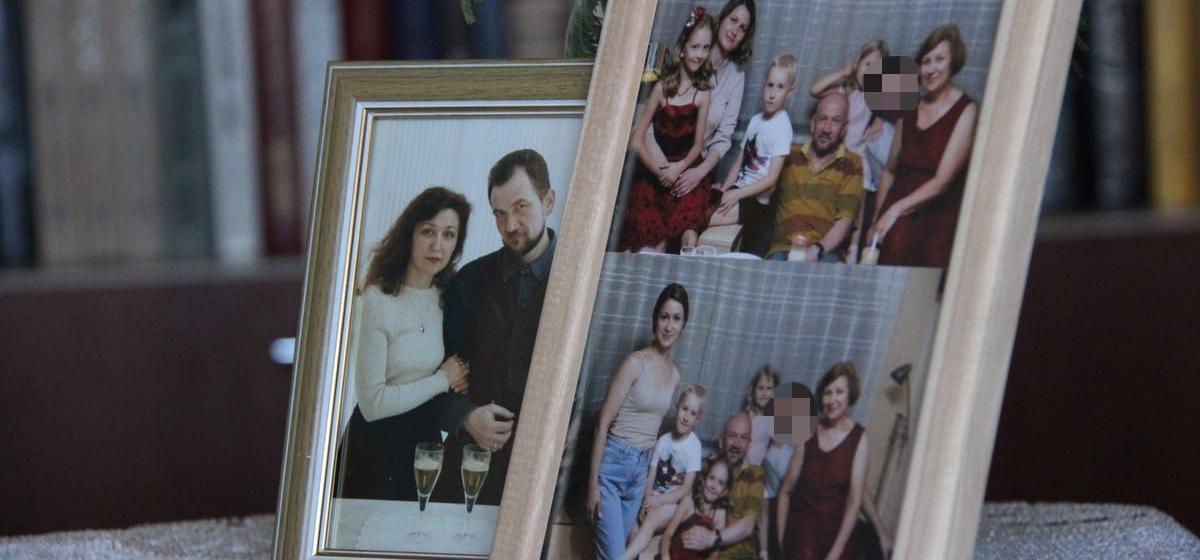 «Над нами всеми навис большой страх». Жена барановичского активиста, которого обвиняют в терроризме, о жизни после ареста супруга