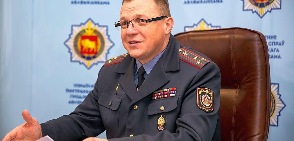 Новым главой МЧС Беларуси стал начальник гродненской милиции