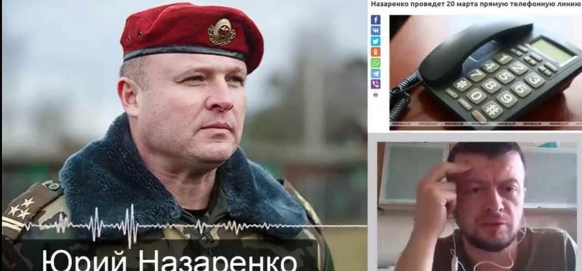 Замминистра МВД об автомате в руках Николая Лукашенко: «С чего вы взяли, что это боевое оружие?»