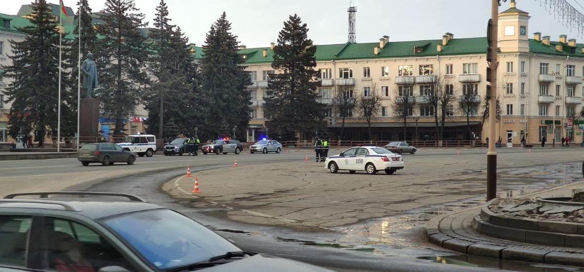 задержание в Барановичах 25 марта 2021 года