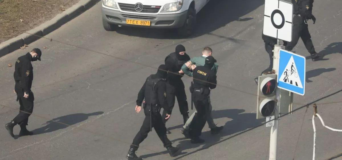 По числу задержанных по политическим мотивам среди регионов лидирует Брестская область