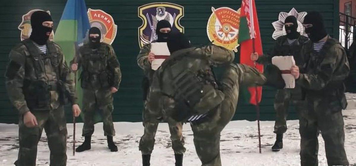 Политик: «Что хочется сказать витебским десантникам, которые клялись в преданности Лукашенко…»