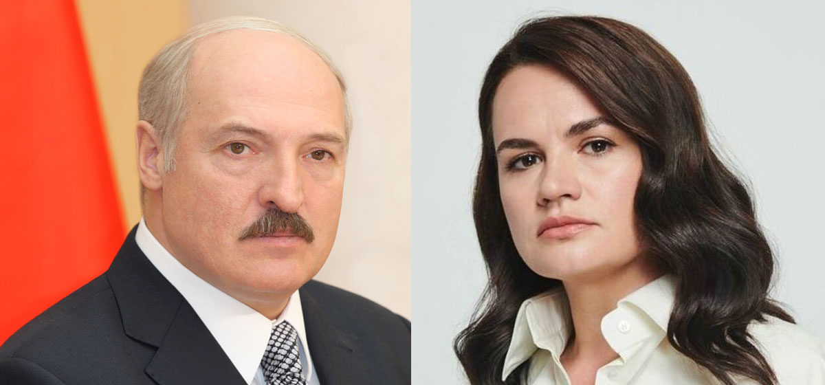 Как Лукашенко и Тихановская поздравили белорусок с 8 марта