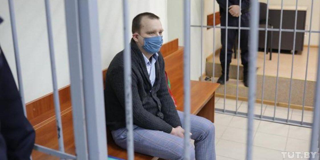 Силовики громили в Минске авто, водитель хотел уехать и сбил сотрудника ГАИ. Суд огласил приговор