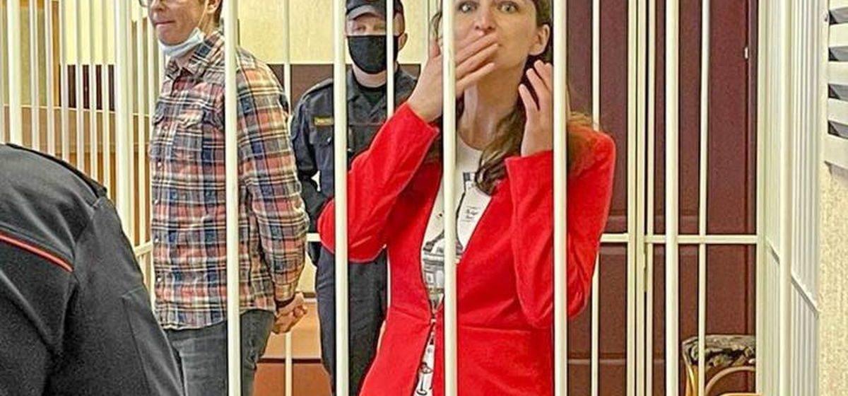 Приговор по делу о «ноль промилле» у Бондаренко: полгода колонии журналистке TUT.BY и два года с отсрочкой врачу