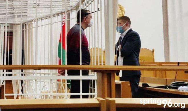В Минске вынесли один из самых суровых приговоров за участие в послевыборных протестах