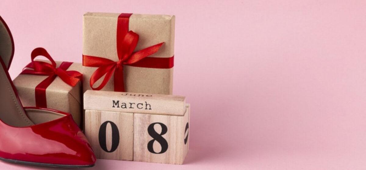 Идеи подарков к 8 Марта*