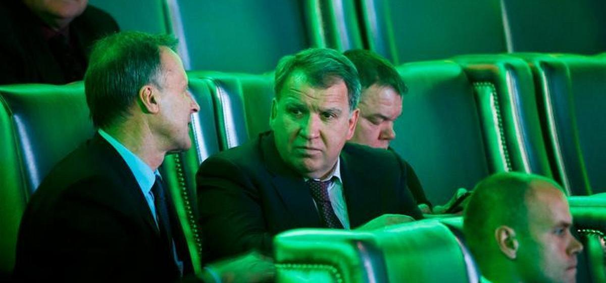 Задержали бизнесмена Юрия Чижа