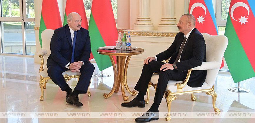 Политолог: «Обратите внимание на несколько важных моментов визита Лукашенко в Баку: оружие, нефть и геополитику»