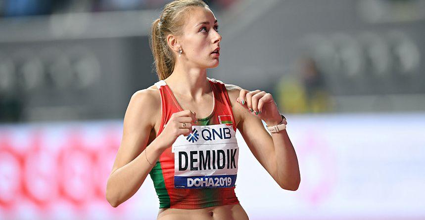 Спортсменка из Барановичей примет участие в Олимпиаде в Токио
