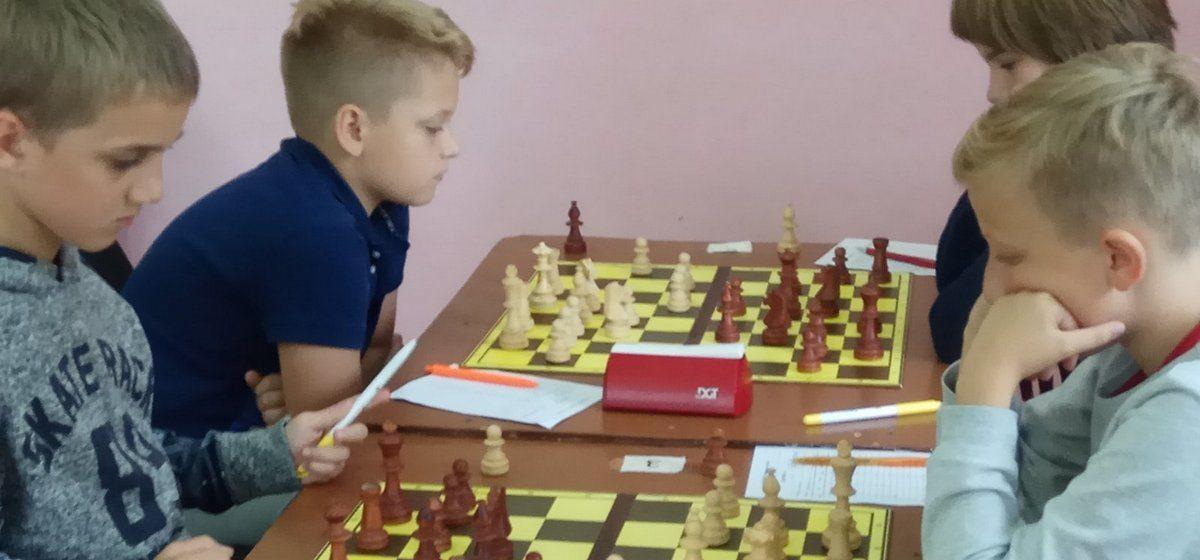Какое место заняли юные барановичские шахматисты на областной спартакиаде?