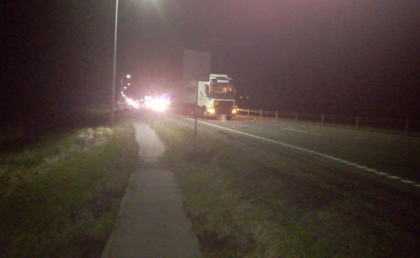 Страшная авария на М1: грузовик врезался в фуру, погибли четыре человека