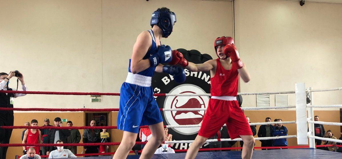 Как выступили юные барановичские боксеры в финале юношеской лиги бокса