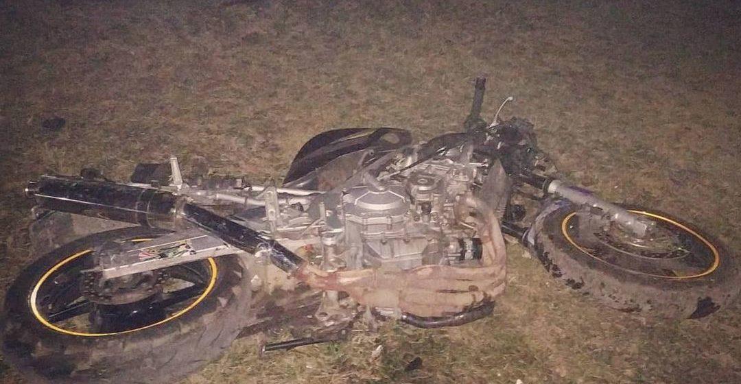 Сезон открыт: первая авария с участием мотоцикла в Барановичах