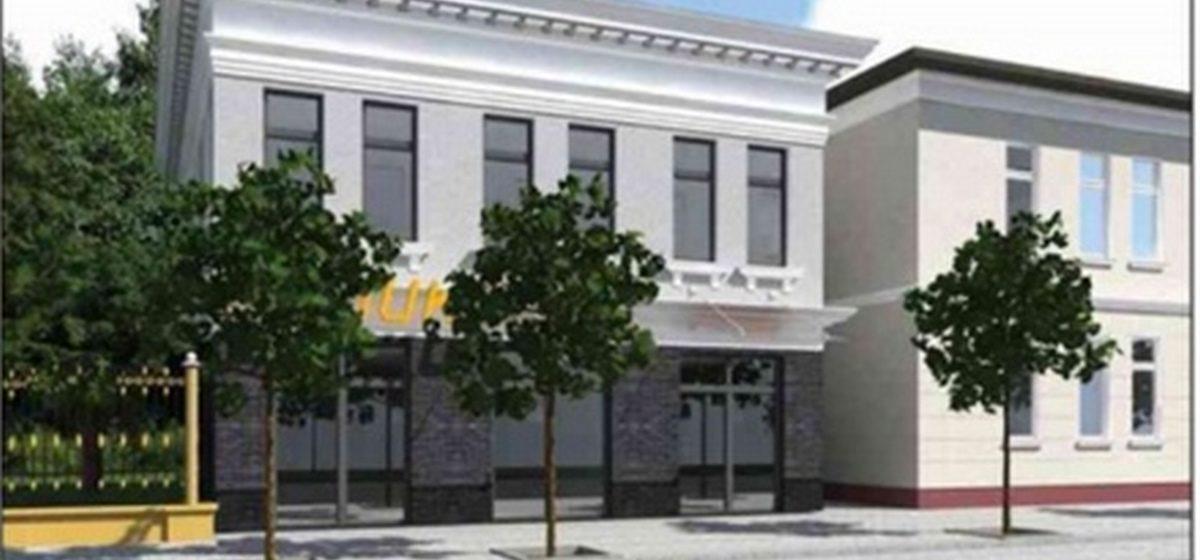 Чем закончилось общественное обсуждение строительства нового магазина и реконструкции «Оптики» в Барановичах