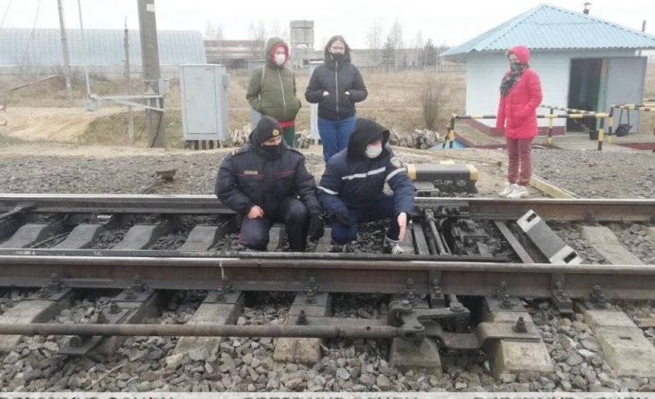 Вынесен приговор трем жителям Барановичей, которые заблокировали движение поездов