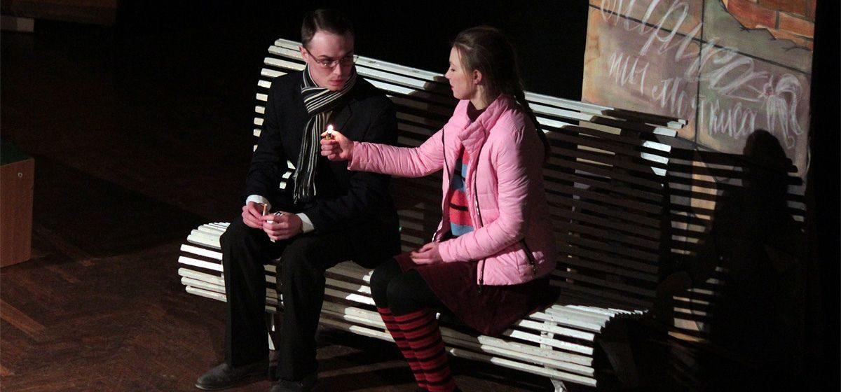 Театр-студия «Параллель» покажет спектакль в Барановичах