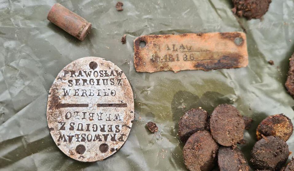 Найдено тело польского солдата из Барановичей. Сейчас разыскивают его родственников