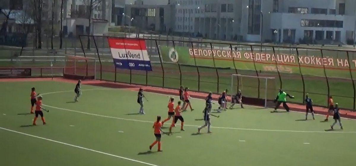 Как прошли стартовые матчи «Текстильщика-БарГУ» в чемпионате страны по хоккею на траве