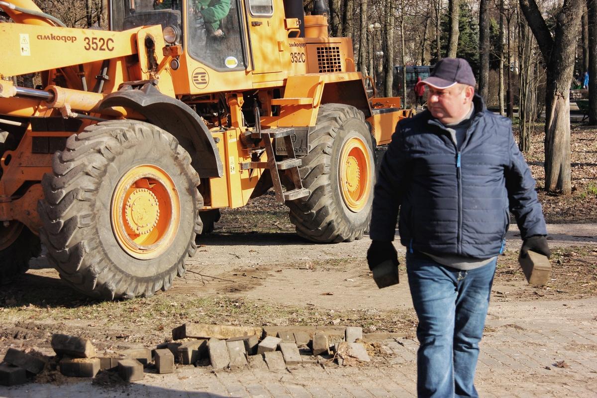 Председатель Барановичского горисполкома Юрий Громаковский. Фото: Никита ПЕТРОВСКИЙ