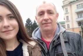 Клип с новой песней про Барановичи-2021 записали отец с дочкой. Зацените