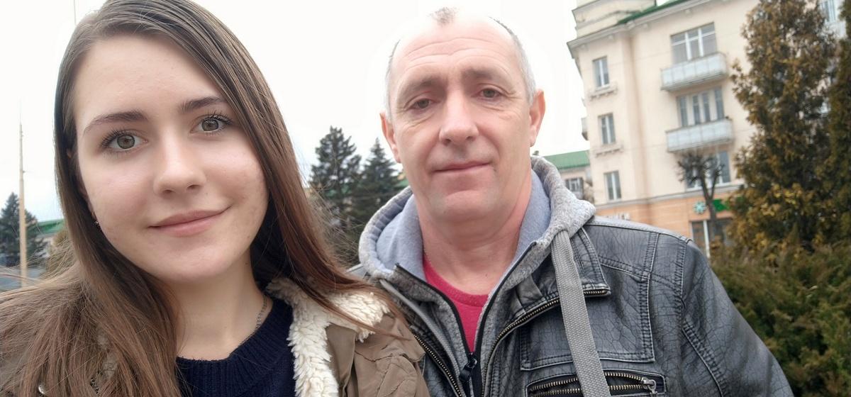 Александр и Ана Валюкевичи