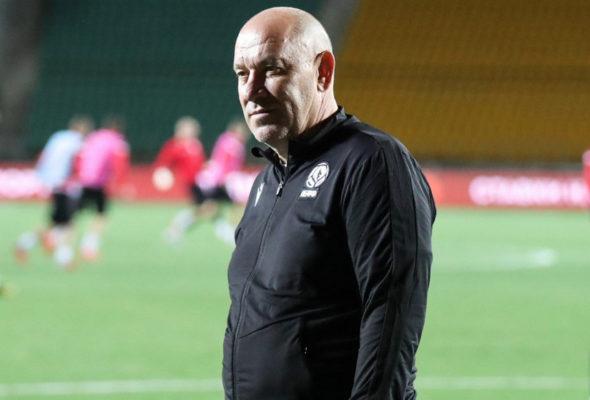 Назначен и.о. главного тренера национальной сборной Беларуси по футболу