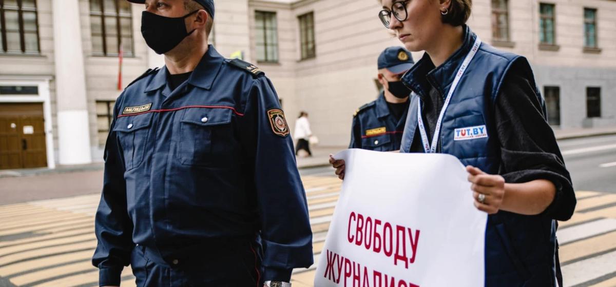 «Репортеры без границ»: Беларусь — региональный чемпион в разгроме СМИ