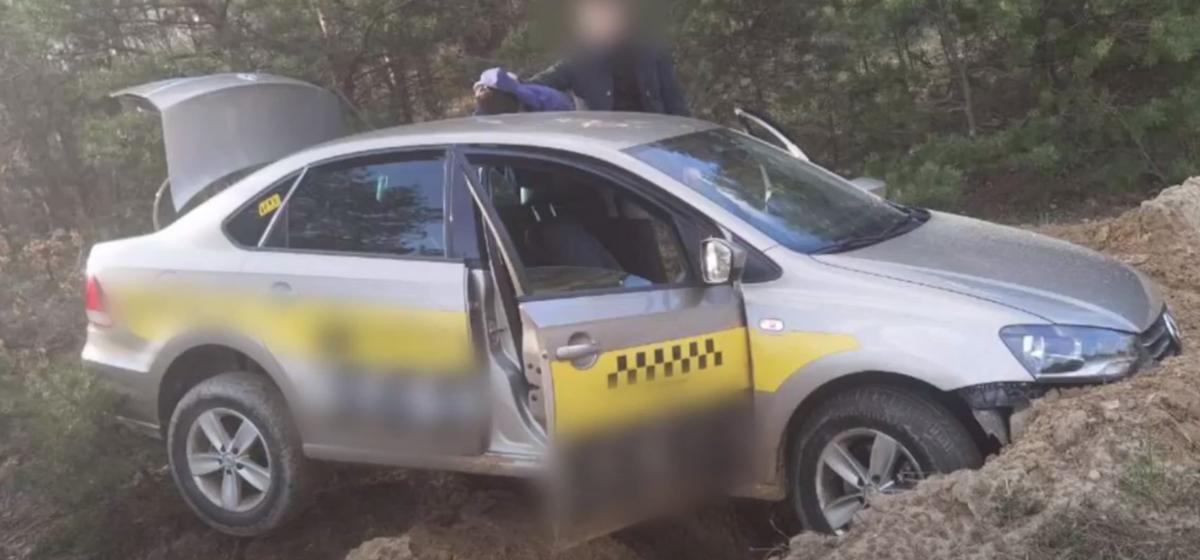 Милиция со стрельбой задержала таксиста, который перевозил наркотики в Бресте