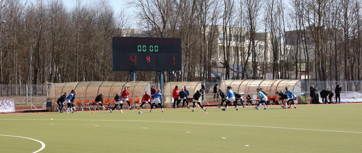 Стали известны победители турнира по хоккею на траве «Кубок «Содружество»