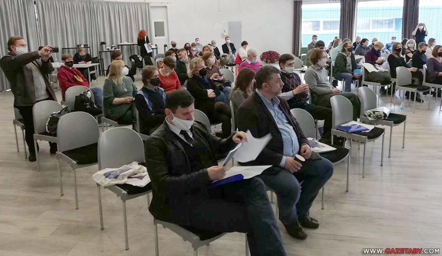«На фоне беспрецедентного давления со стороны властей». В Минске проходит съезд Белорусской ассоциации журналистов