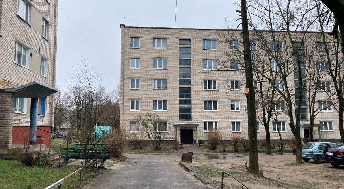 Дом, в котором жила Ольга до гибели. Фото: Ирина КОМИК
