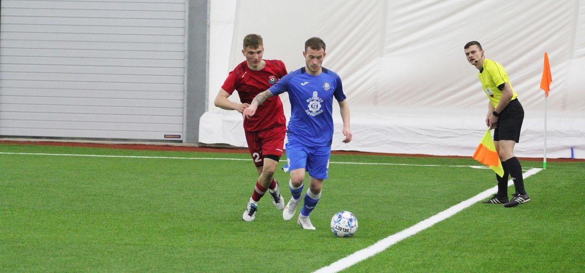 Чем закончилась встреча ФК «Барановичи» с могилевским «Днепром»