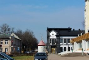 Космические улицы города Барановичи